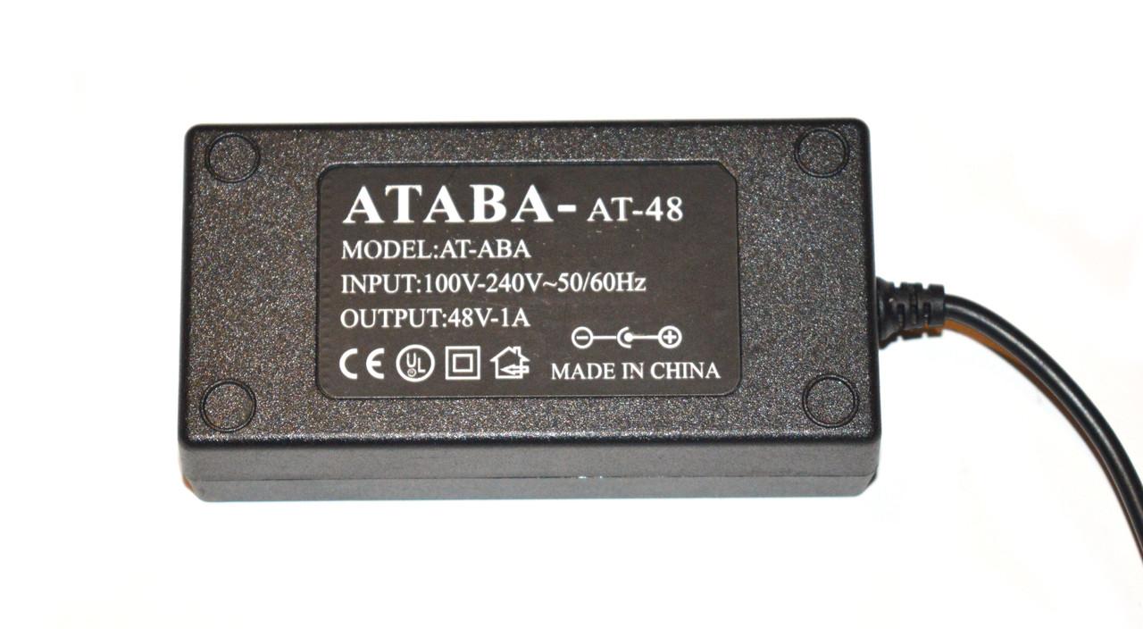 Блок живлення ATABA 48V 1A