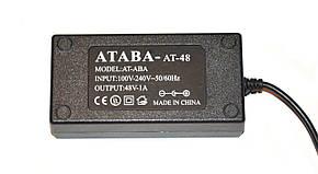 Блок живлення ATABA 48V 1A, фото 2