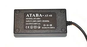 Блок питания ATABA 48V 1A