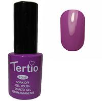 Гель-лак Tertio №158 Ярко-фиолетовый 10 мл
