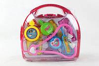 Игровой набор для девочек Игровой Набор Доктора (H-6) 11дет., c аксесс., в чемодане