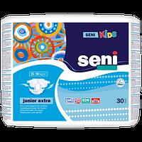 Подгузники для детей Seni KIDS Junior Extra 15-30кг 30 шт