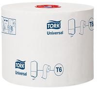 Tork т/бумага Mid-size в миди рулонах (Universal) 135 м. 1 сл.