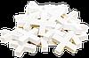 Крестики для декоративного камня 8 мм. KLVIV/KL0280A уп. 20 шт.
