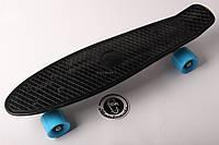 FISH Скейт Скейтборд ORIGINAL 22 PENNY Черно-синий
