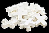 Крестики для декоративного камня 10 мм. KLVIV//KL0290A уп. 20 шт., фото 1