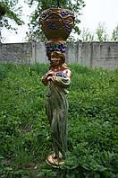 Скульптура  Ева 103 см (бронза цветная)