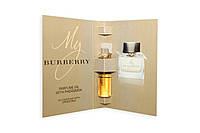 Масляный мини-парфюм с феромонами Burberry My Burberry (Май Барбери), 5 мл