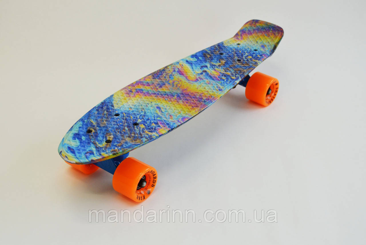 Penny Fish Skateboard Original 22 Рисунок Magic