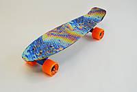 Penny Fish Skateboard Original 22 Рисунок Magic, фото 1
