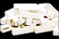 Крестики т-образные для декоративного камня 10 мм. KLVIV/KL02T09 уп. 20 шт., фото 1