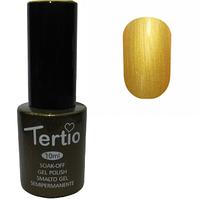 Гель-лак Tertio №169 Золотой с перламутром 10 мл