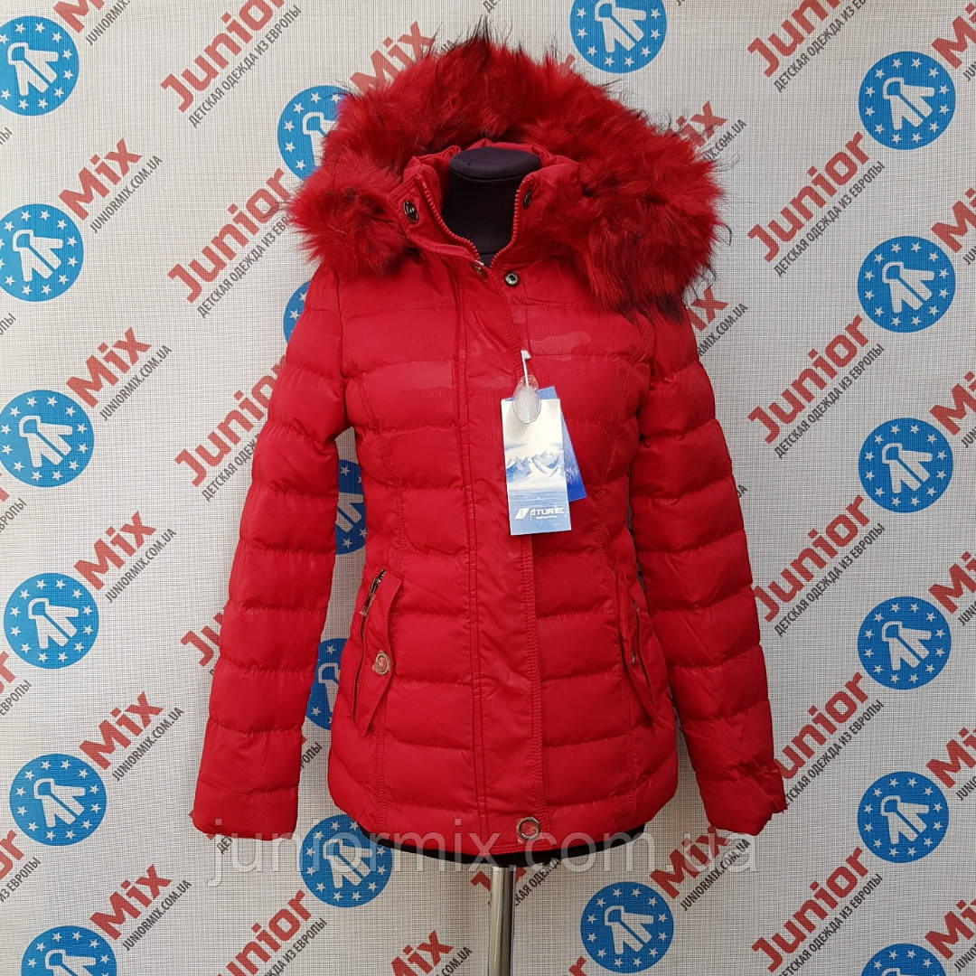 Подростковые куртки для девочек  оптом  NATURE