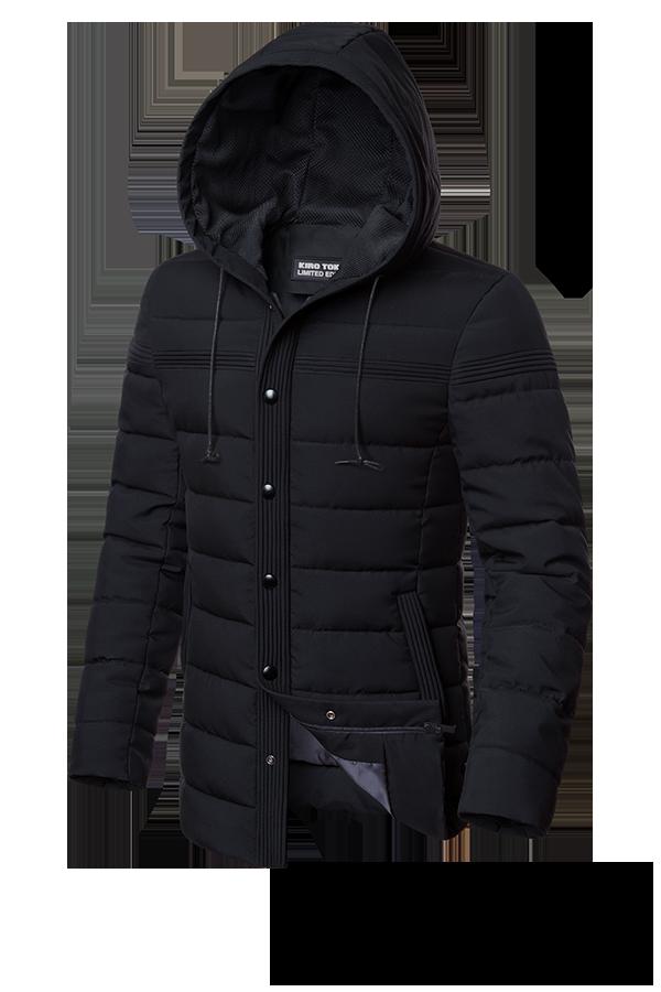 Демисезонная мужская куртка (р. 48-56) арт. 4864М