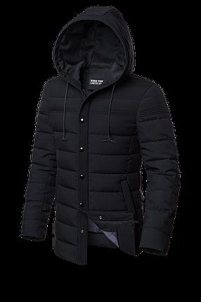 Демисезонная мужская куртка (р. 48-56) арт. 4864М, фото 2