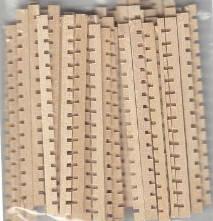 Зубчатые рейки для люков