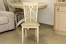 Стул деревянный с мягкой сидушкой серии 2-5-2-144