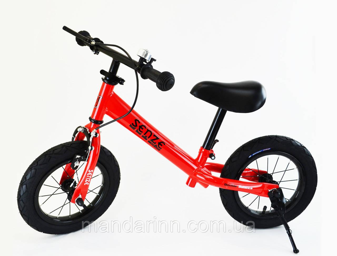 Велобег Senze Красный