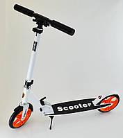 Двухколесный самокат Smart Scooter Белый , фото 1