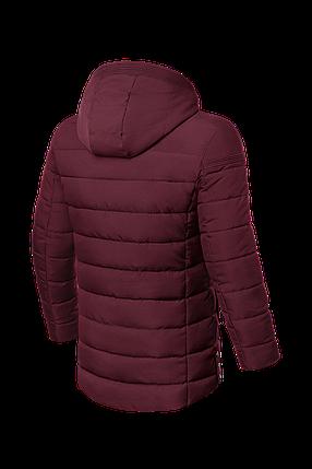 Мужская длинная осенняя куртка (р. 48-56) арт. 4864В, фото 2