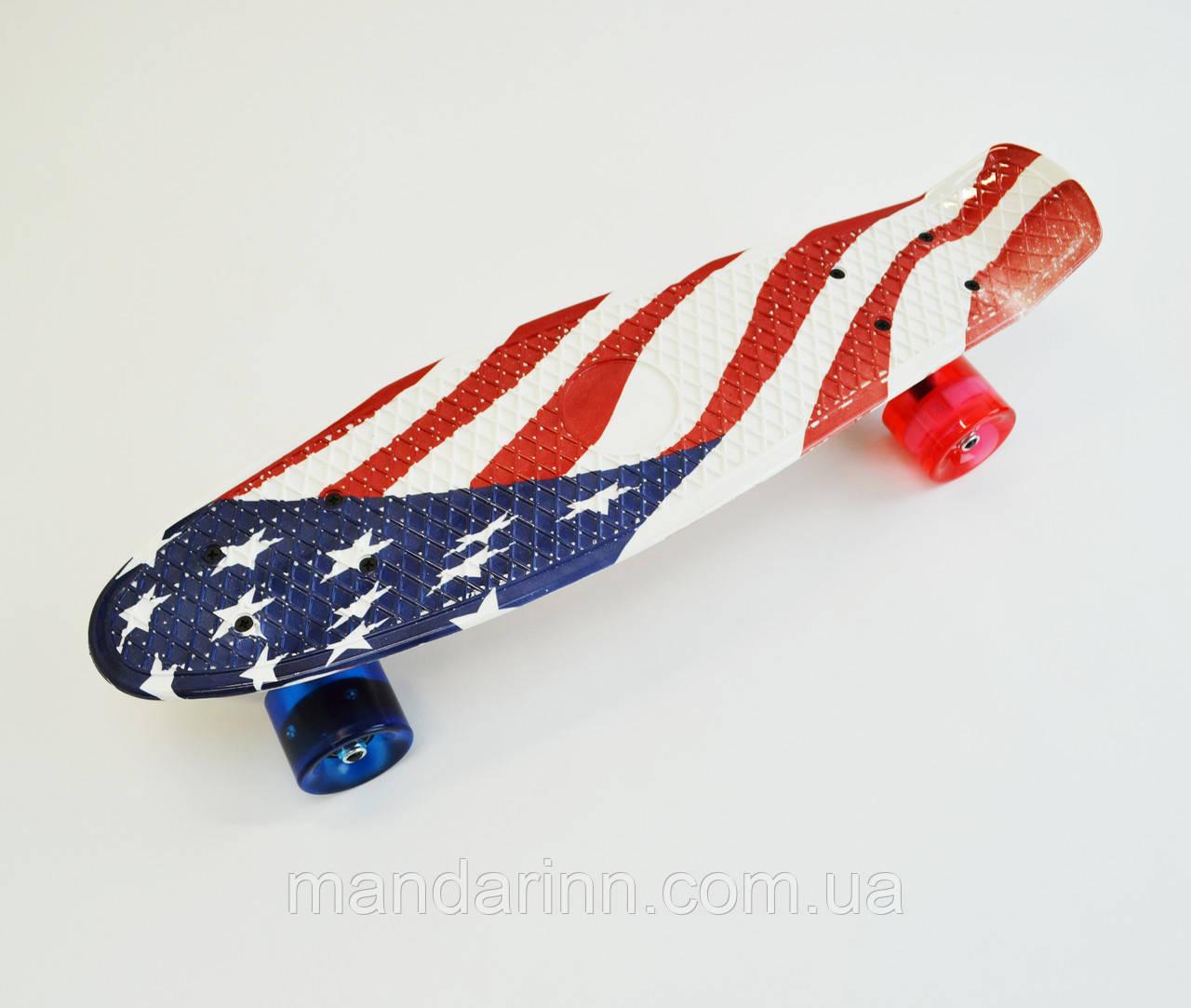 Penny Board Original 22 USA Led