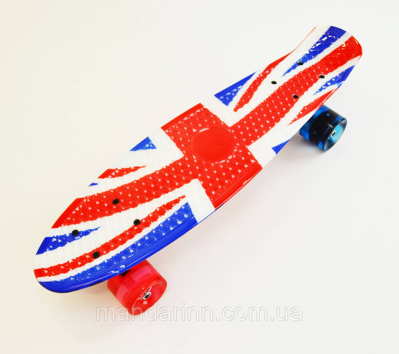Penny Board Original 22 Флаг Британии Led