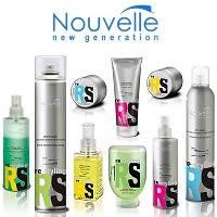 Средства для укладки и ухода за волосами Nouvelle
