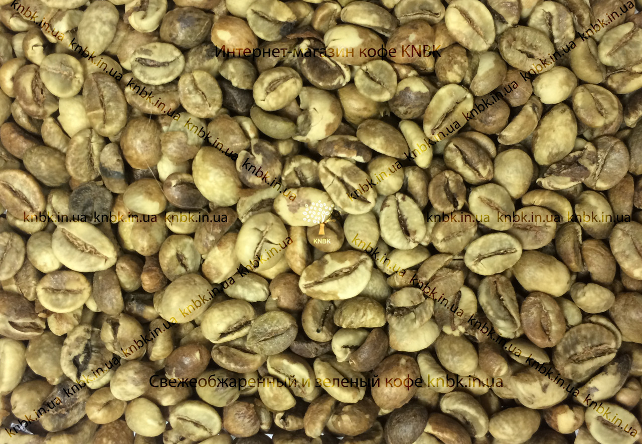 Робуста Индонезия (Robusta Indonesia Sumatra) 1кг. ЗЕЛЕНЫЙ