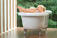 Акриловая ванна PoolSpa Memory 170 x 76