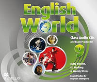 Аудио диск English World 9 Class Audio CD