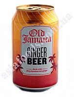 Пиво имбирное б/а Ginger Beer Old Jamaika 330 мл, фото 1