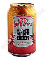 Пиво имбирное б/а Ginger Beer Old Jamaika 330 мл