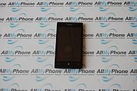 Дисплейный модуль для мобильного телефона Nokia Lumia 520 Black
