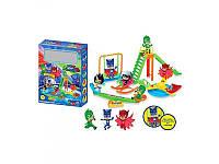 Детская площадка PJ MASKS (Герои в масках) ZY-714, игровой набор