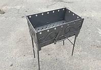 Мангал-чемодан кованый PRO-5
