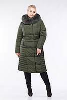 Зимнее женское пальто большого размера Дарселла Нью Вери (Nui Very) в Украине по низким ценам