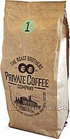 Кофе в зернах The roast brothers смесь №1 - крепкий (100% Арабика) 500г