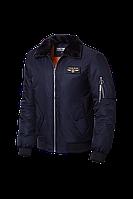 Стильная мужская демисезонная куртка (р. 46-56) арт. 229С