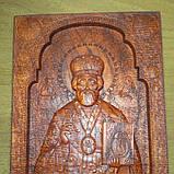 Ікона Святого Миколая Чудотворця, фото 3