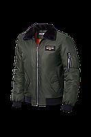 Стильная мужская осенняя куртка (р. 46-56) арт. 229В