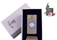 USB зажигалка в подарочной упаковке (5 видов - 5 марок машин)