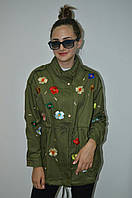 Куртка парка молодежная Италия