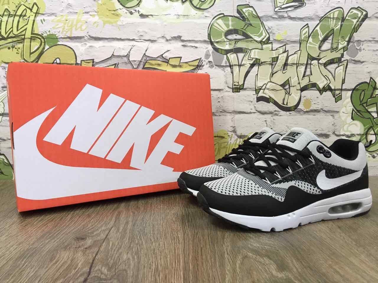 Чоловічі кросівки Nike Air Max 1 Ultra , Копія