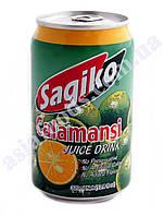 Напиток Каламанси Sagiko 320 мл, фото 1