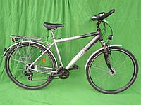 Міський велосипед Hellix алюміній, динамо