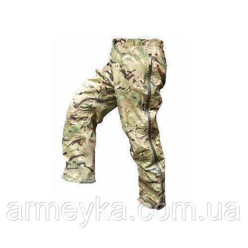 Мембранные брюки Gore-tex MTP lightveight (образца PCS). Великобритания, оригинал.