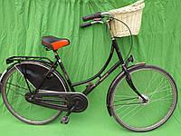 Жіночий велосипед, дамка Greens на планетарці, динамо