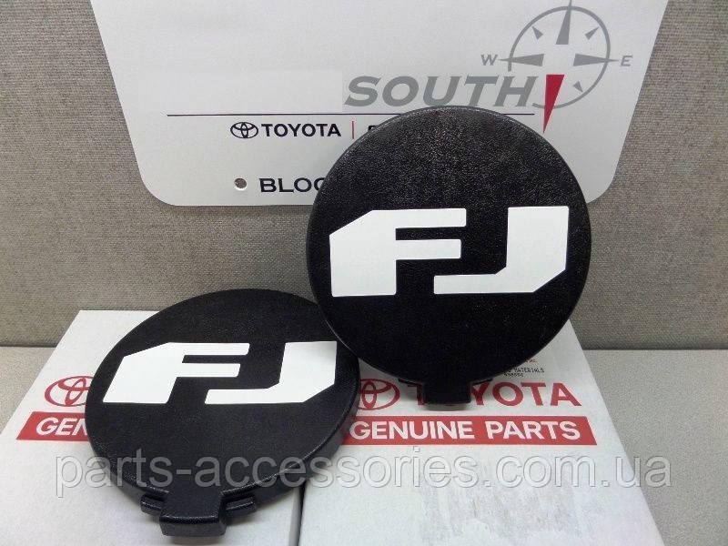 Крышки фар Toyota FJ Cruiser 2007-2012 Новые Оригинальные