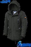 """Мужская зимняя куртка Braggart """"Arctic"""". Новая коллекция осень-зима 2017-2018"""