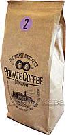 Кофе в зернах The roast brothers смесь №2 - средний (100% Арабика) 500г